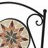 Siena Garden Klappsessel Stella 46x37x89,5 cm schwarz (3)
