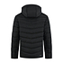 TRAVELIN OUTDOOR Winterjacke Grenivik schwarz (3)