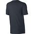 Nike T-Shirt CLUB Futura 3er Set Dunkelblau/Blau/Grau (3)